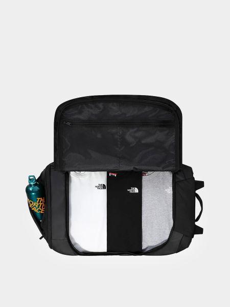 Базовый черный чемодан на молнии The North Face