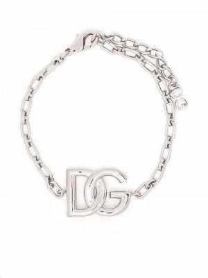 Bransoletka srebrna Dolce And Gabbana