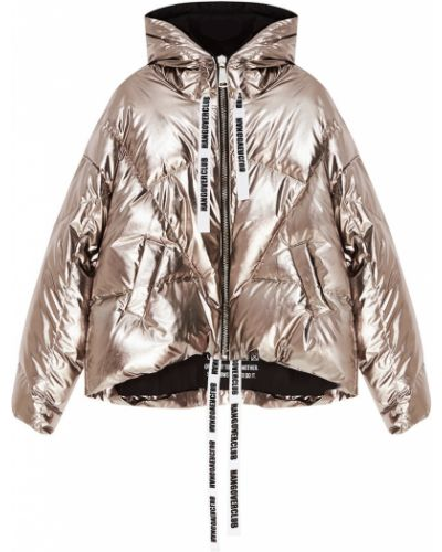Зимняя куртка с капюшоном на молнии Khrisjoy