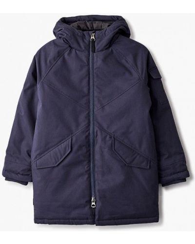 Утепленная синяя куртка Quiksilver