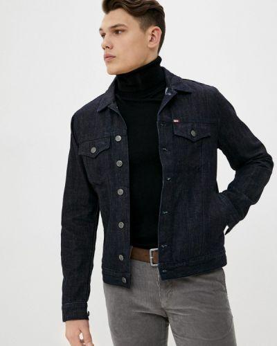 Синяя джинсовая куртка Rifle