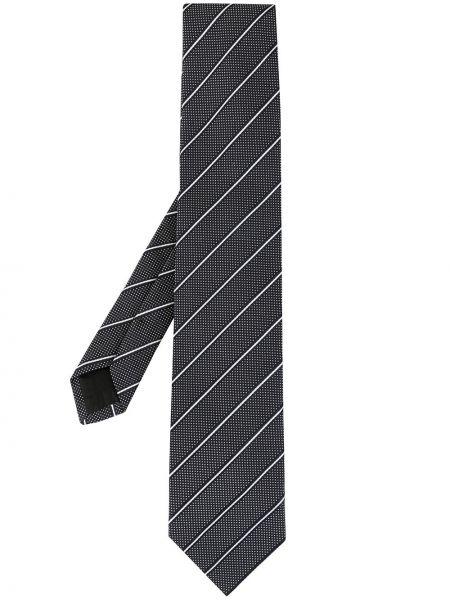Черный галстук D'urban