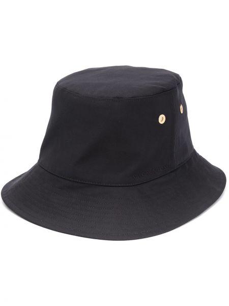 Хлопковая панама - черная Mackintosh