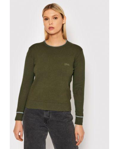 Sweter - zielony Guess