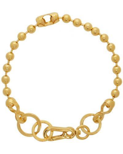 Choker złoto Martine Ali