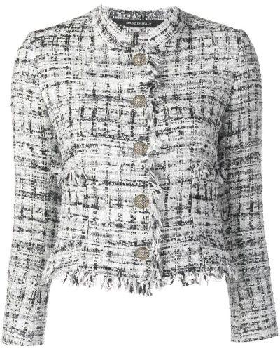 Пиджак серый твидовый Tagliatore