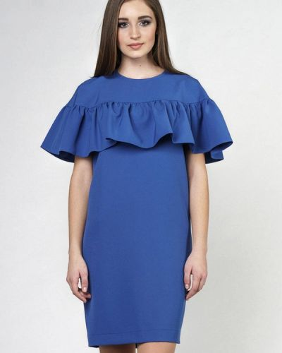 Платье - синее Oks By Oksana Demchenko