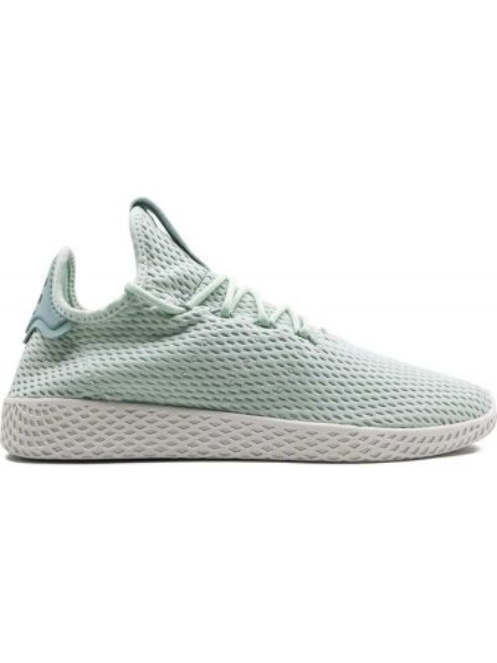 Zielone sneakersy Adidas By Pharrell Williams