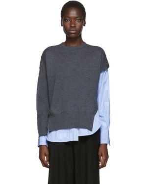 Sweter z kołnierzem Enfold