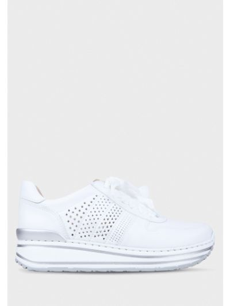Кожаные кроссовки - белые Ara