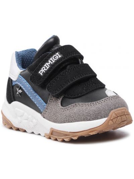 Czarne sneakersy Primigi