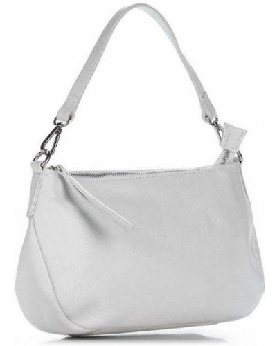 Кожаная сумка - белая Amelie Pelletteria