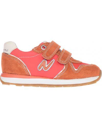 Кроссовки оранжевый Naturino