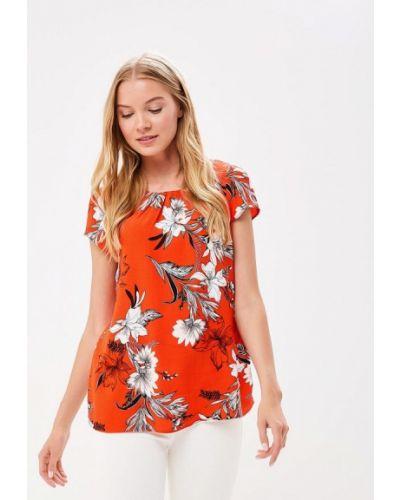 Красная блузка Wallis
