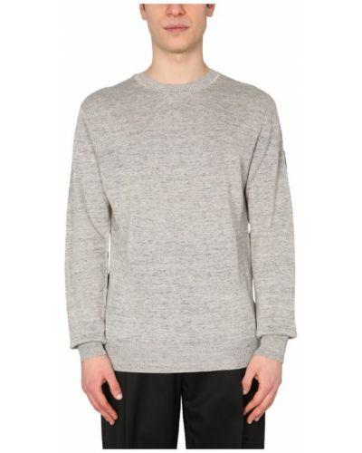 Sweter - szary Belstaff