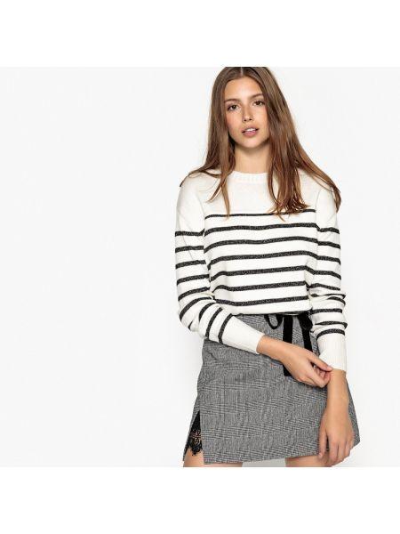 Пуловер в полоску кашемировый Suncoo