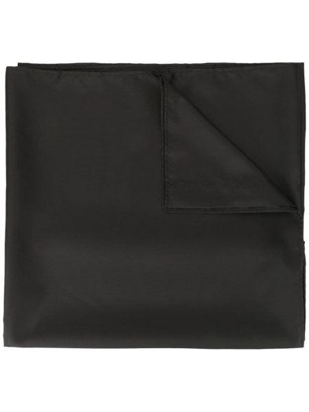 Czarny szalik Undercover