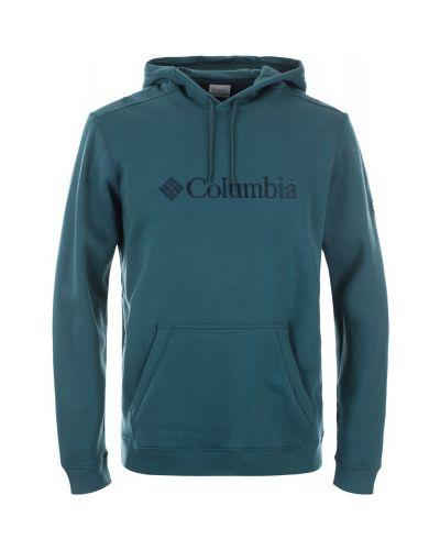 Хлопковый джемпер с капюшоном Columbia