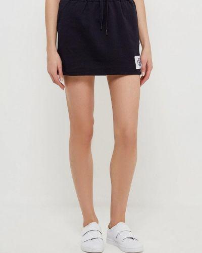 Черная юбка Calvin Klein Jeans