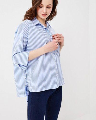 Голубая рубашка Z-design