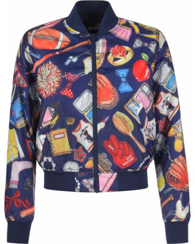 Куртка весенняя Love Moschino