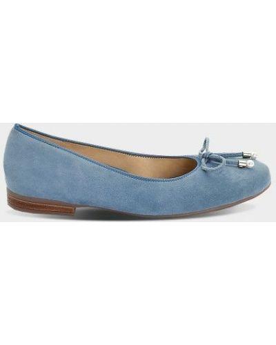 Балетки на каблуке Ara