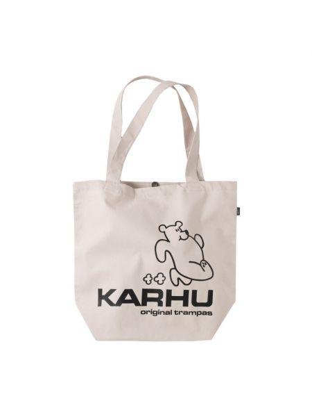 Beżowa torebka Karhu