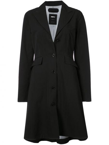 Пальто расклешенное пальто Yang Li