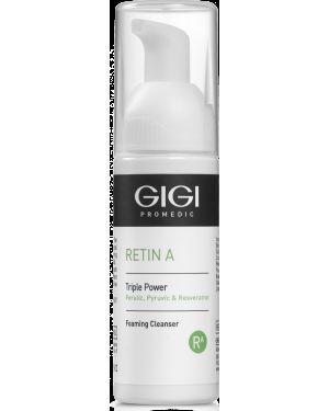 Мусс для умывания лица очищающий Gigi