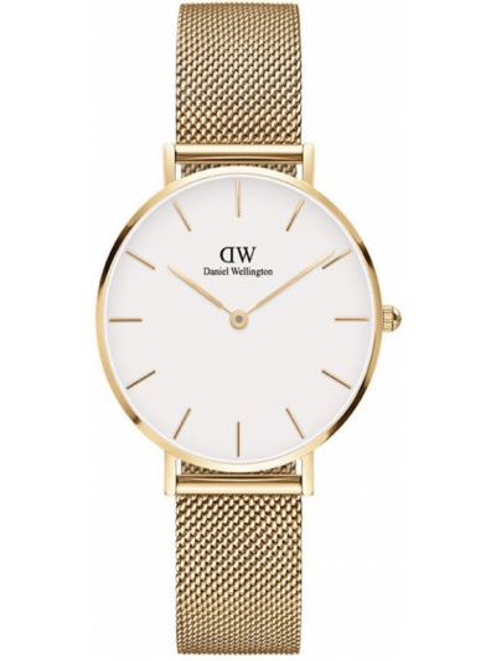 Złoty zegarek Daniel Wellington