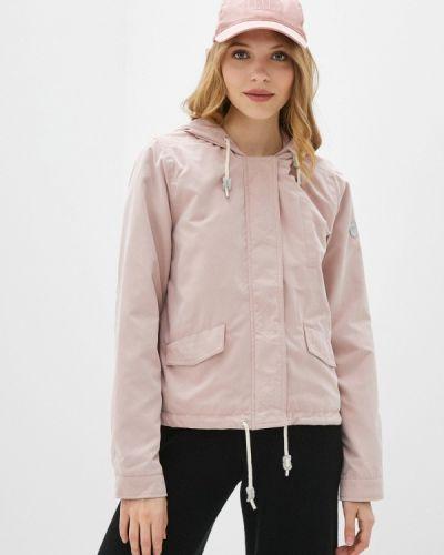 Облегченная розовая куртка Only