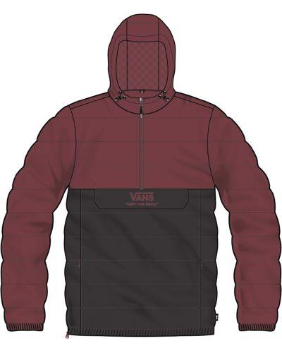 Дутая куртка - черная Vans