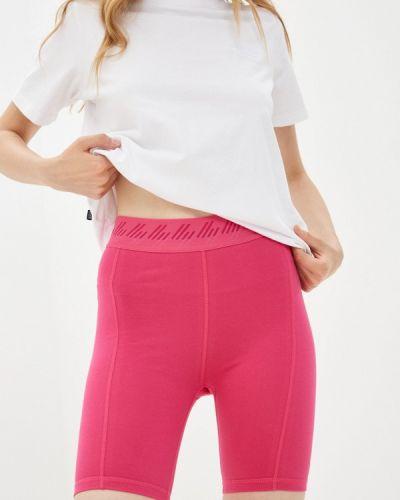 Розовые шорты осенние Superdry