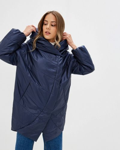 Утепленная куртка демисезонная осенняя Lanicka