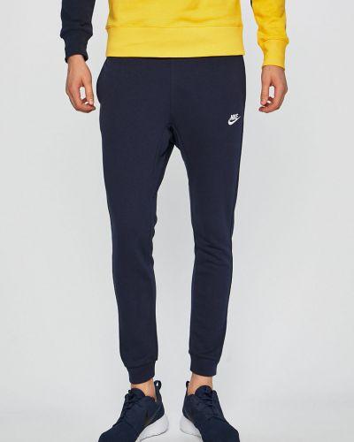 Спортивные брюки трикотажные с поясом Nike