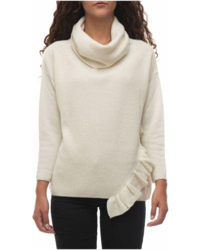 Biały pulower Pennyblack