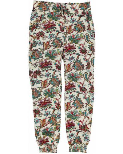 Spodnie z wiskozy - białe O'neill