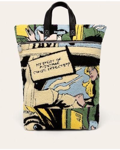 Рюкзак с подкладкой из искусственной кожи Desigual