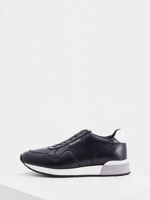 Черные зимние кроссовки Billionaire