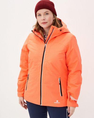 Красная куртка горнолыжная Nordway