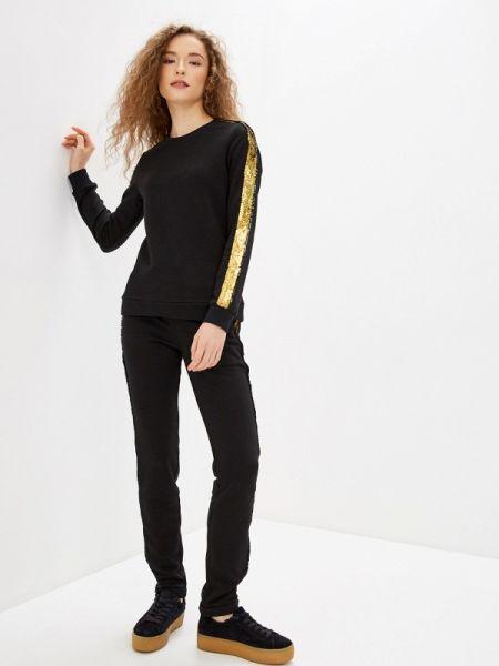Спортивный костюм - черный Fashion.love.story