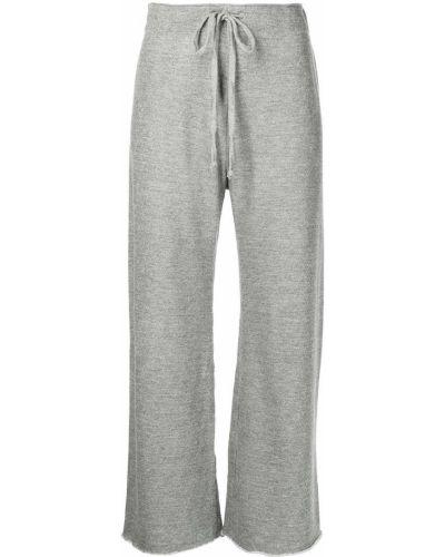 Укороченные брюки - серые Nili Lotan