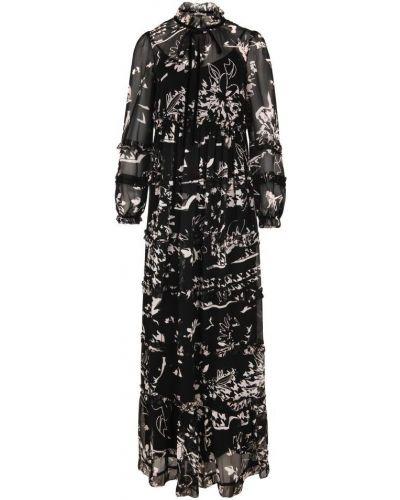Sukienka z długimi rękawami na co dzień Fracomina