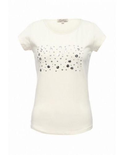 Белая футболка Bruebeck