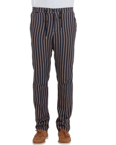 Niebieskie spodnie Berwich
