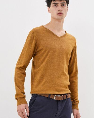 Желтый пуловер Code