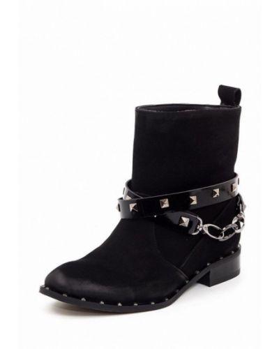 Черные ботинки Roberto Netti