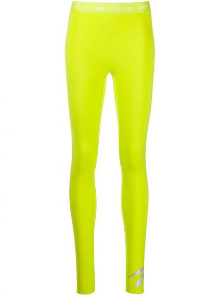 Спортивные брюки с завышенной талией с поясом Reebok X Victoria Beckham