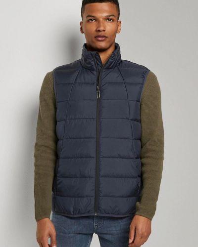 Джинсовая куртка - синяя Tom Tailor Denim