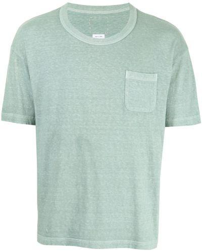 Zielona t-shirt krótki rękaw Visvim